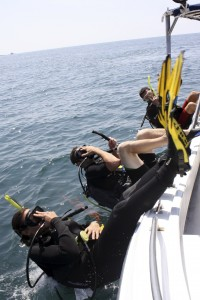 IDC and divemaster class costa rica