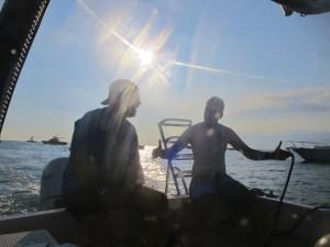idc dive center dive boat