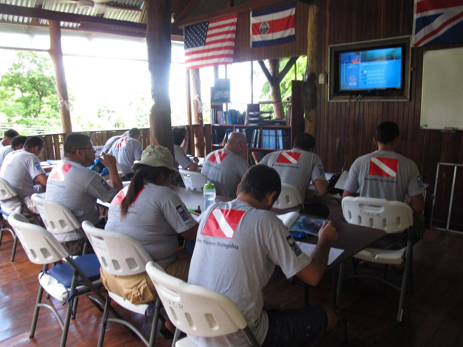 PADI IDC in Costa Rica