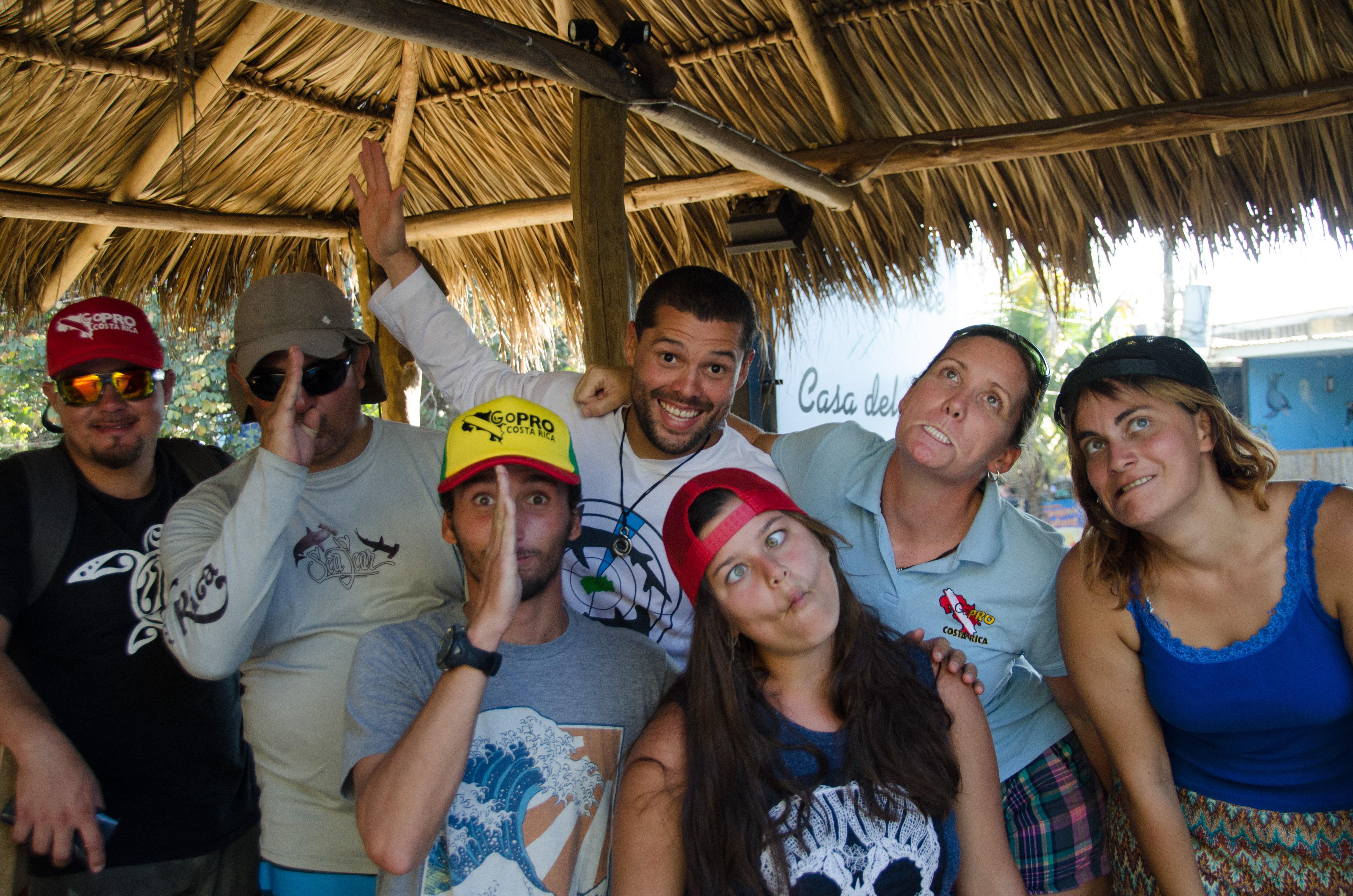 My PADI IDC in Costa Rica
