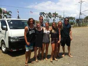 gapforce, costarica, dive, scuba, PADI, oceansunlimited