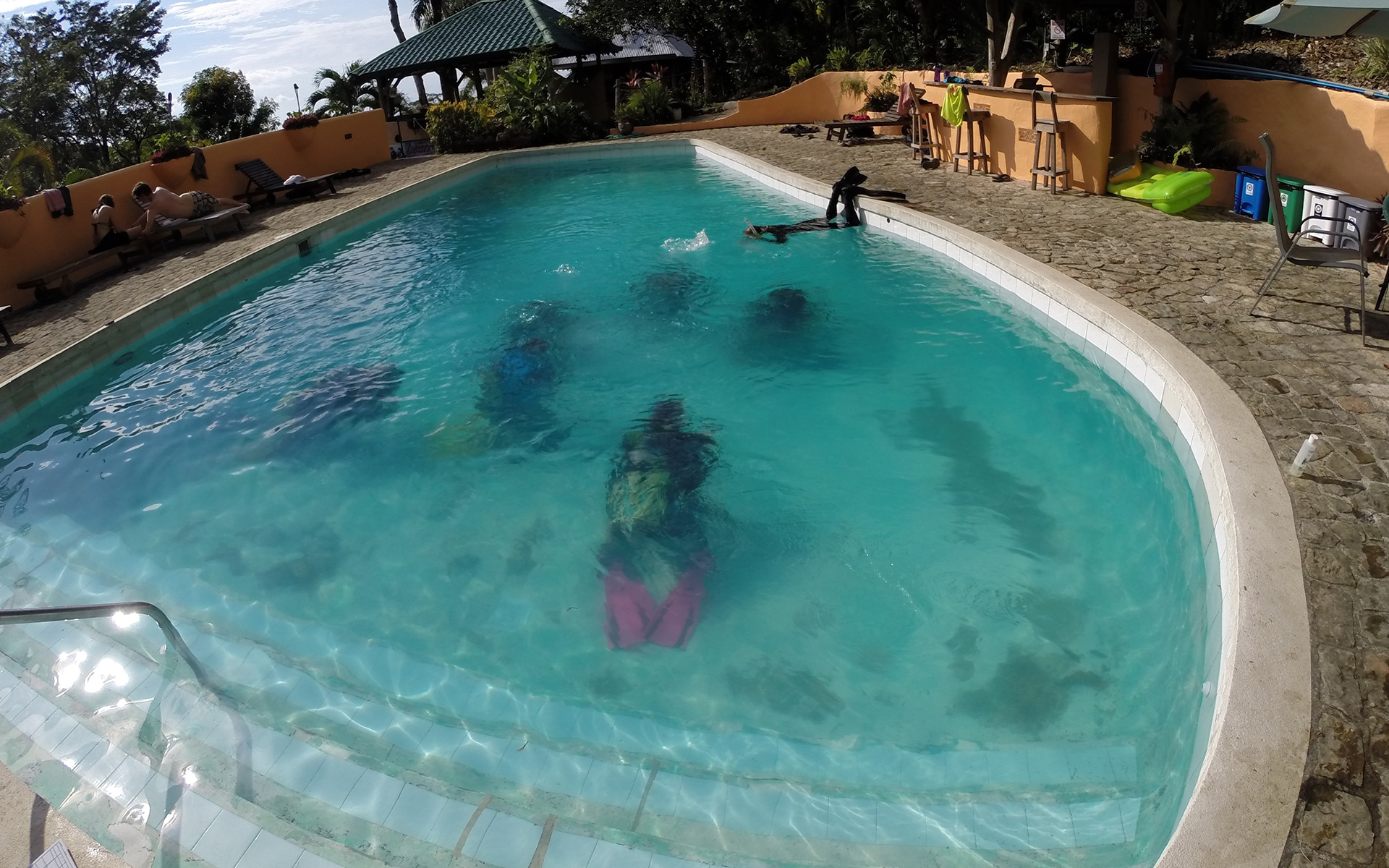 Confined water for your PADI IDC