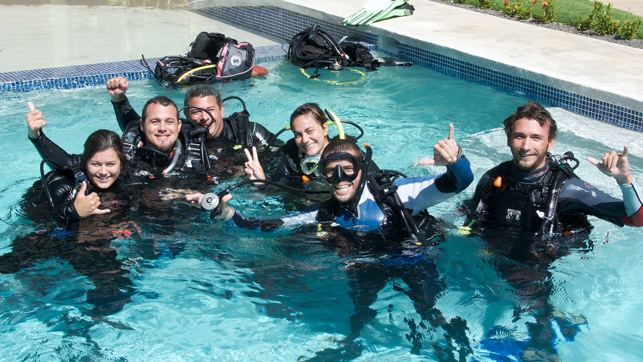 PADI IDC in Costa Rica