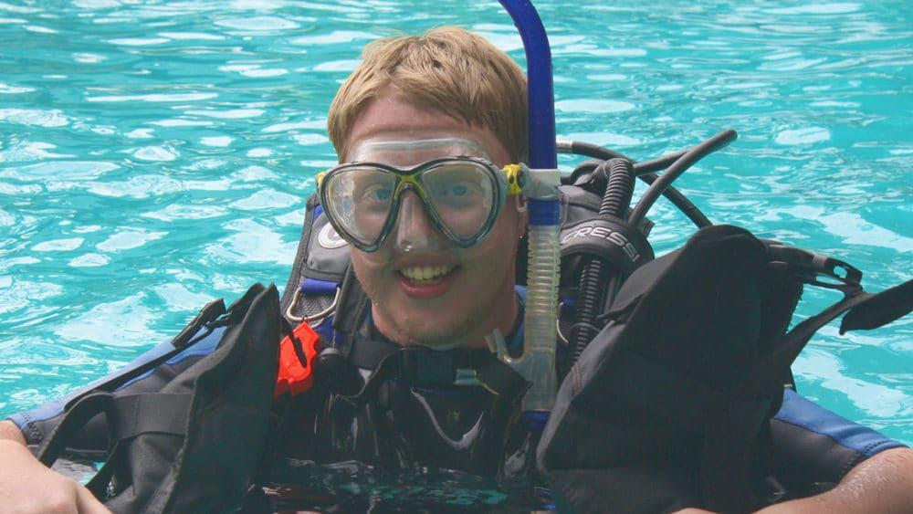 scuba instructor course