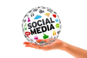 social media internship