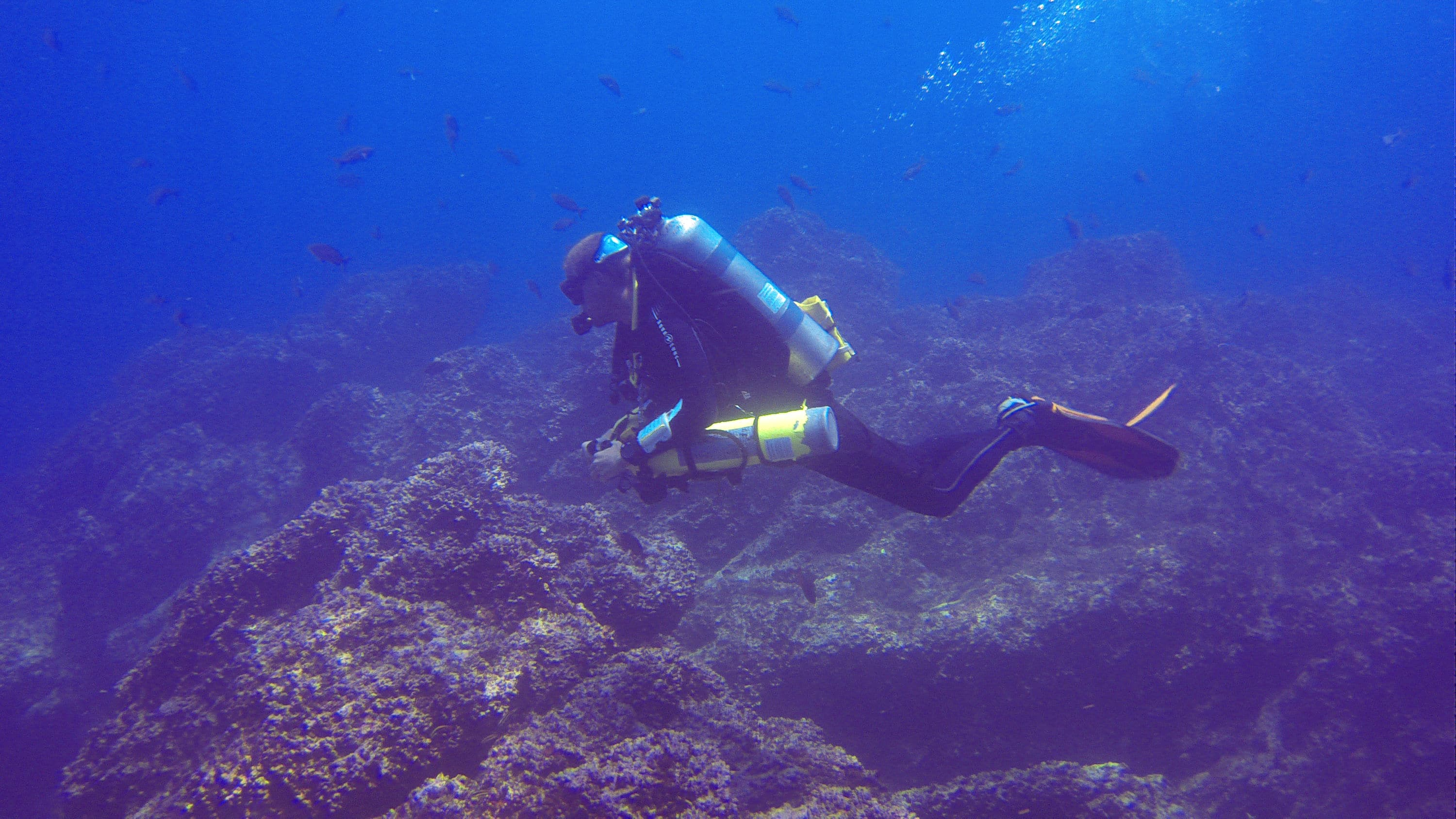 Technical diving…To enhance your recreational diving skills