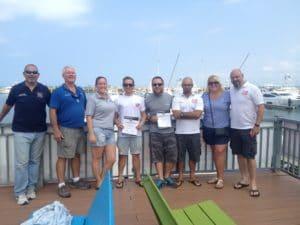 new padi scuba instructors