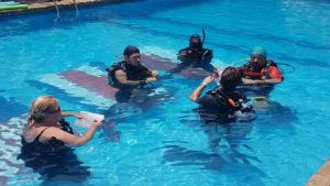 padi ie confined water