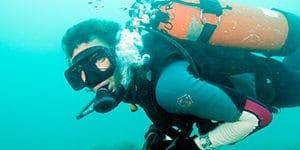 underwater navigation instructor