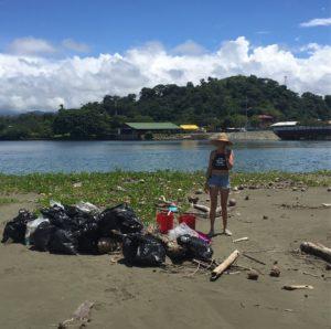 clean up coastla