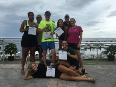 My PADI Instructor course review – tears and all !
