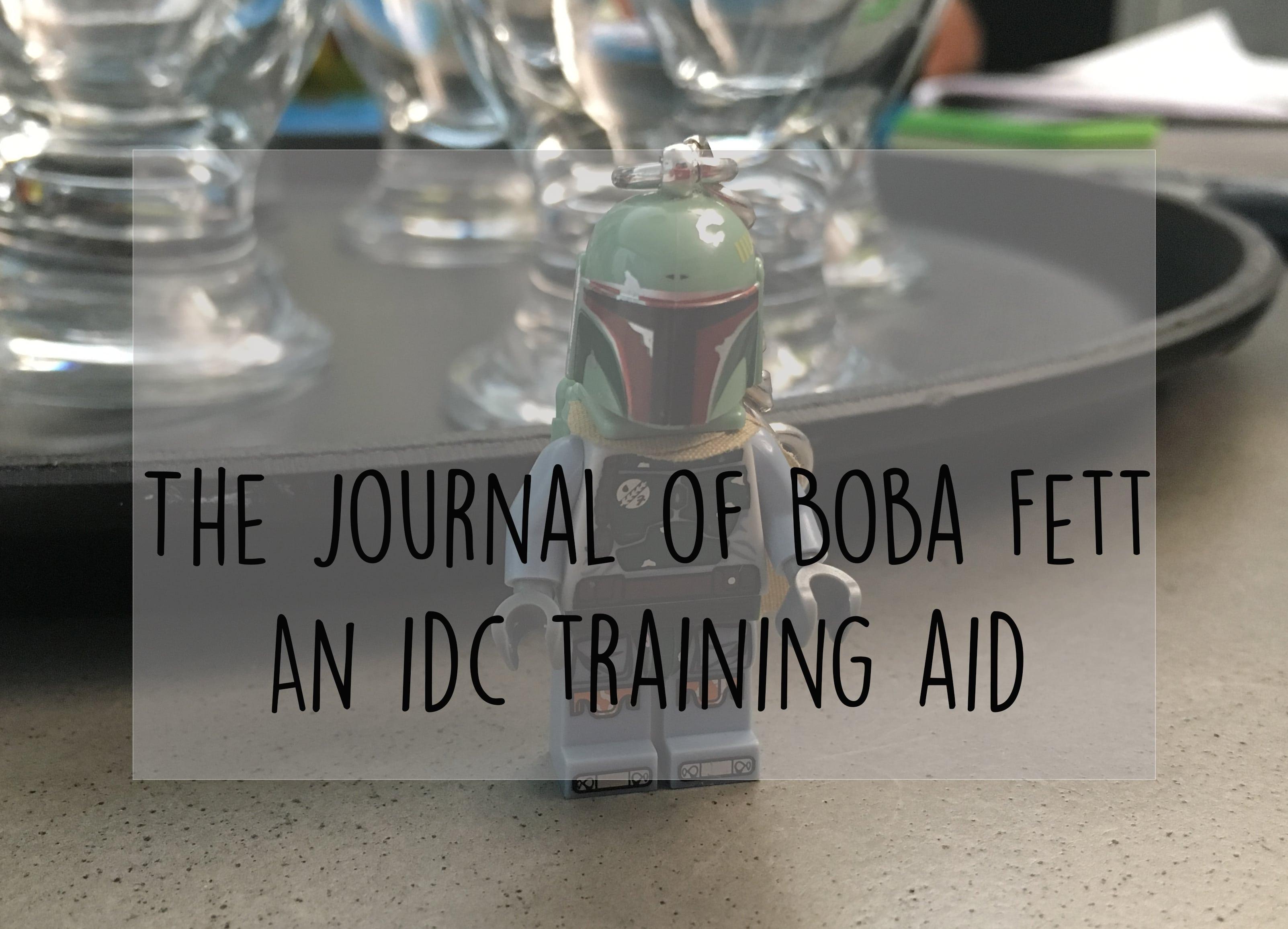 The journal of Boba Fett – An IDC warrior