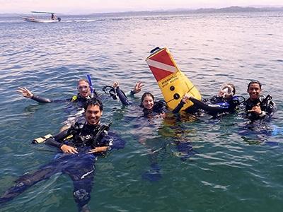 dive specialties
