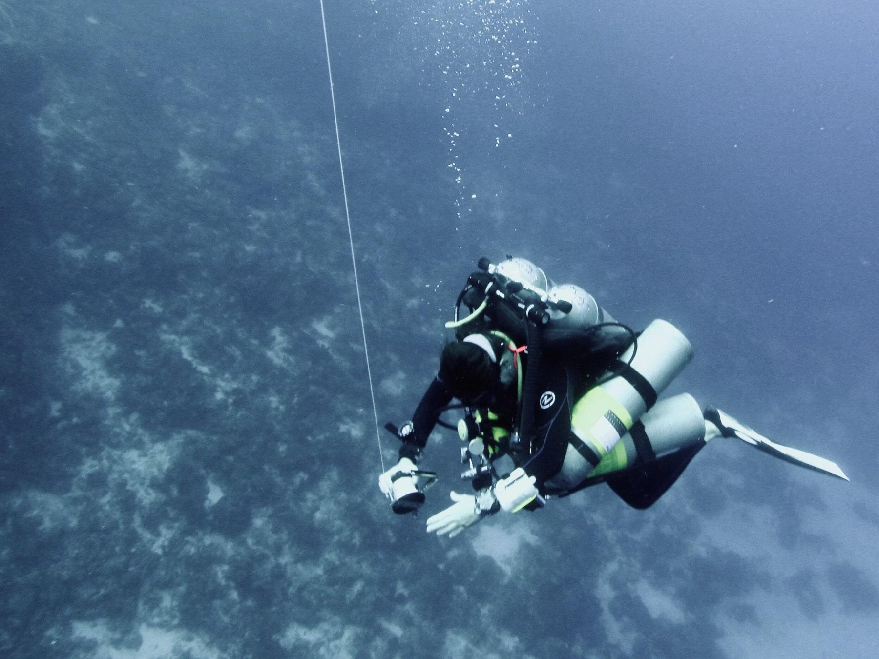 tec diving costa rica