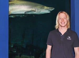 Brendan de Grim go Pro graduate - dive safety office