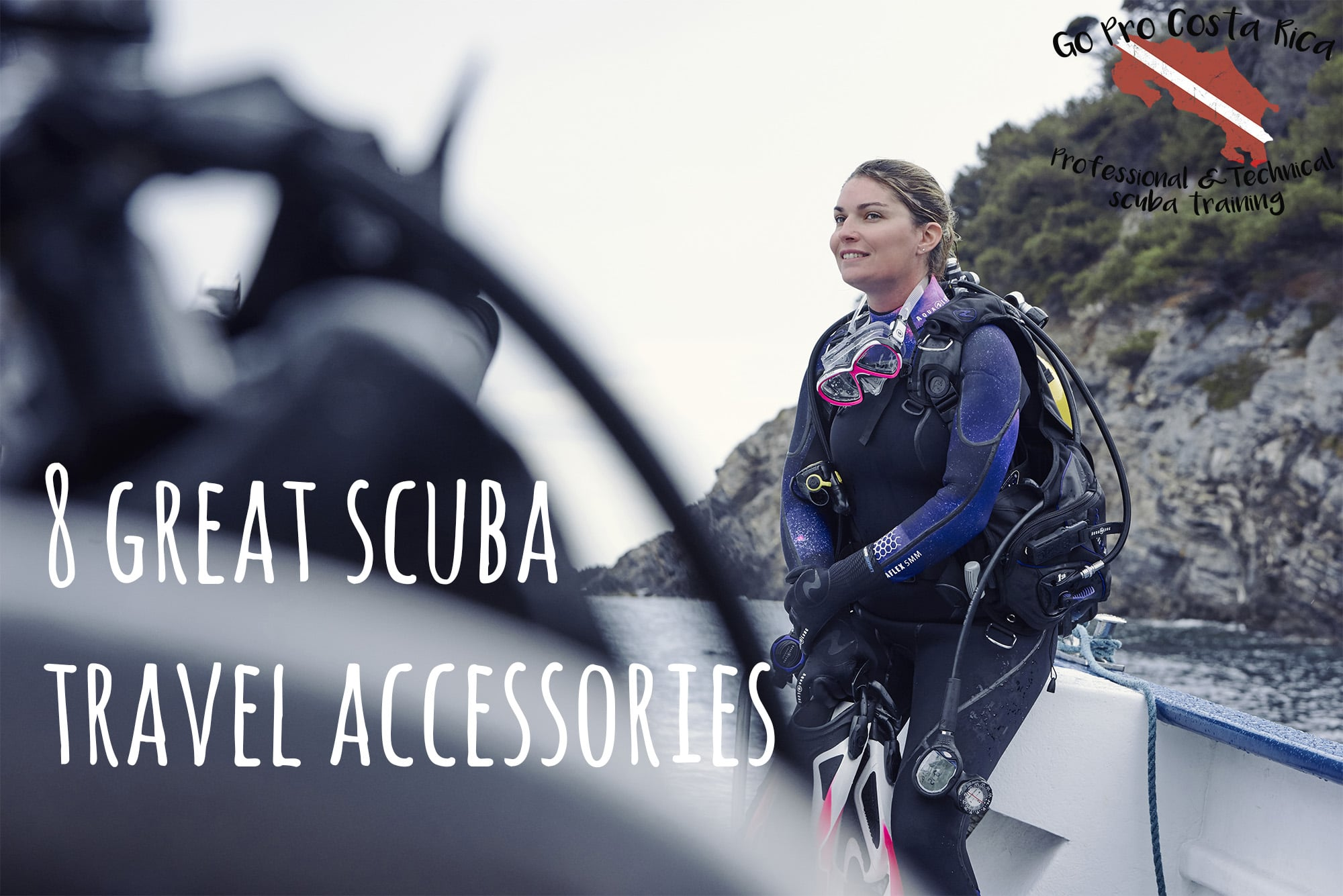 8 Great Scuba Travel Accessories