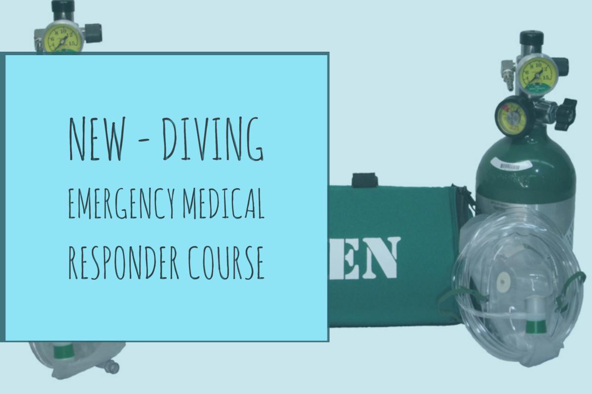 Diving emergency medical responder