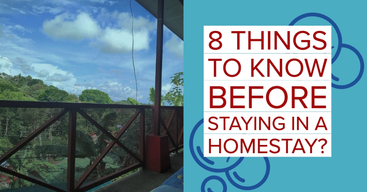 8 Things to know before staying in a Homestay in Costa Rica