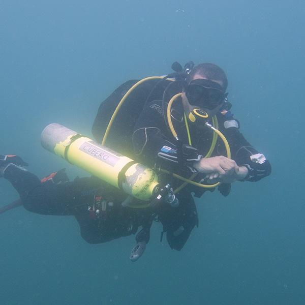 Technical Dive Training in Costa Rica